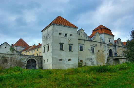 Ucrânia: Svirzh: castle