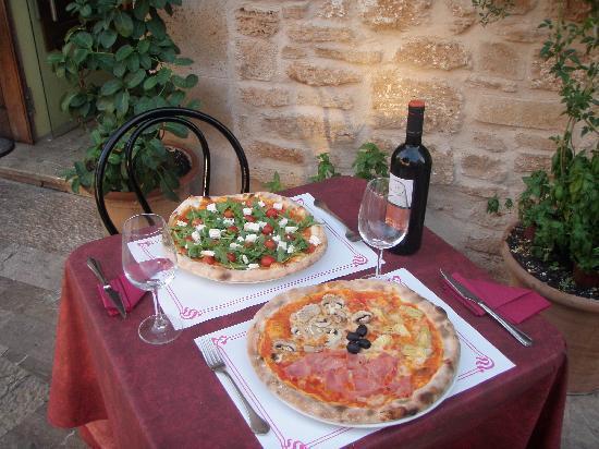 Sa Caseta: pizza