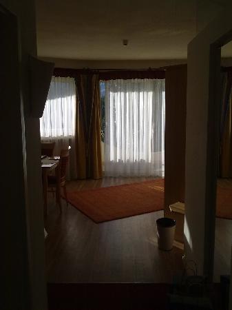 Hotel Dorner: ingresso