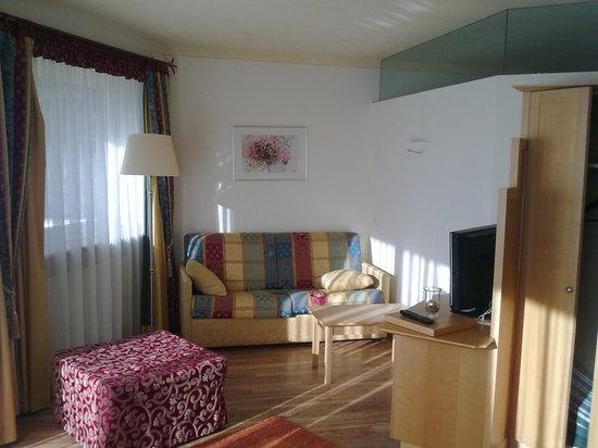 Hotel Dorner: soggiorno