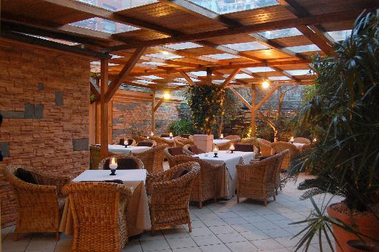 orangerie hotel villa ida