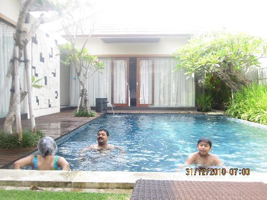 Bali Swiss Villa: Villa