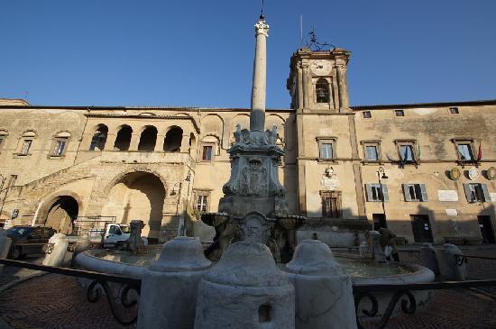 Chiesa di San Pancrazio: Tarquinia Town Hall