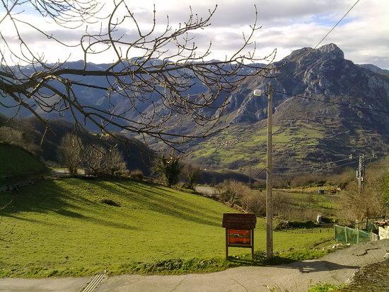 Quiros Municipality, Spain: entrada a Bermiego