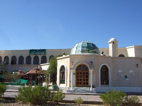 Jabal Al Akhdhar Hotel: external view of the hotel