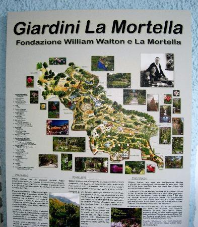 "Hotel Terme La Pergola: Giardini ""La Mortella"""