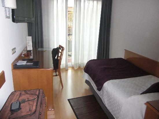 Hotel Trafalgar: Habitación 1
