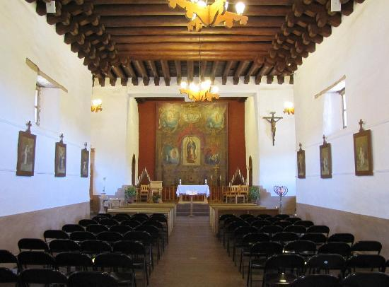 santuario de nuestra senora de guadalupe santa fe nm. Black Bedroom Furniture Sets. Home Design Ideas
