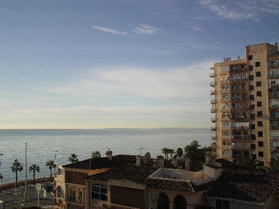 Hotel Balmoral: foto desde la habitación