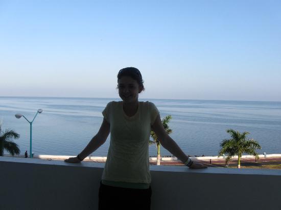 Baluartes Hotel: Ocean View room