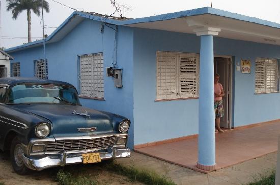 Casa Tamargo à Vinales