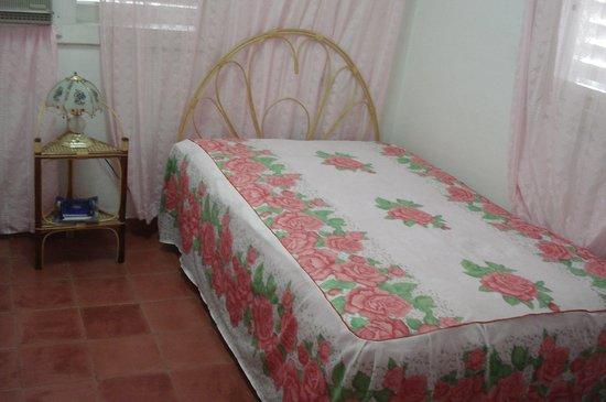 Casa Tamargo - la chambre