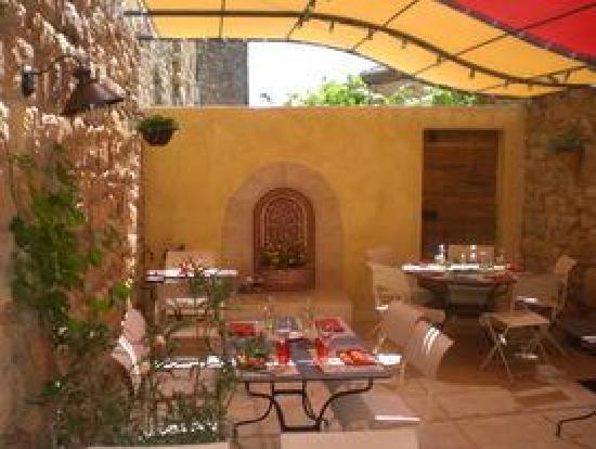 La table du chateau bizanet omd men om restauranger - La table marseillaise chateau gombert ...