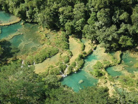 Coban, Guatemala: Semuc Champey