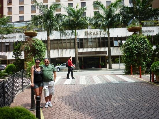 Savoy Palace Hotel : frente del hotel