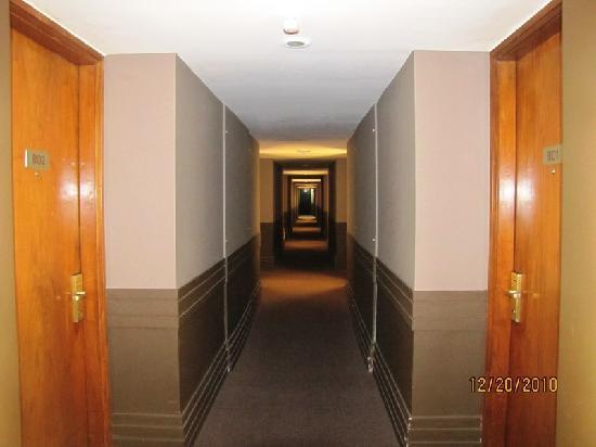 Savoy Palace Hotel : pasillos