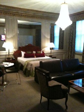 Radisson Blu Edwardian Vanderbilt: lovely room
