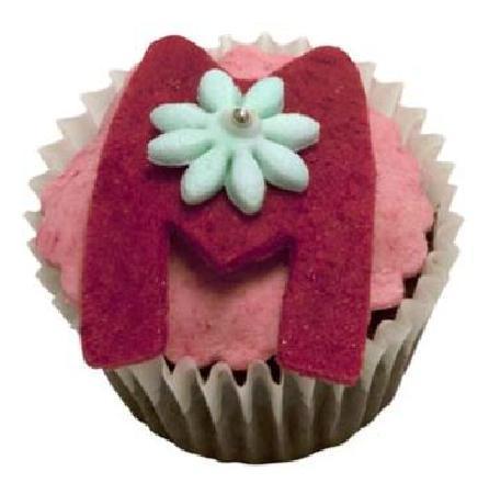 La Granja Royal: Cupcakes variados