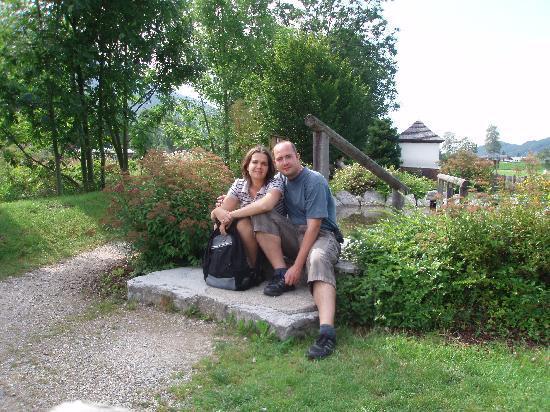 Hotel Stefanihof: near of ehe small lake - herbal