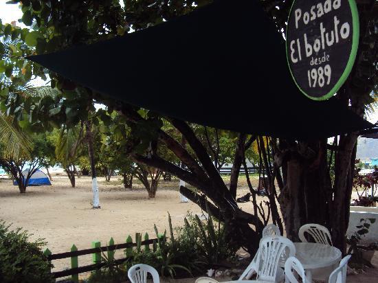 Posada El Botuto : View from the front door