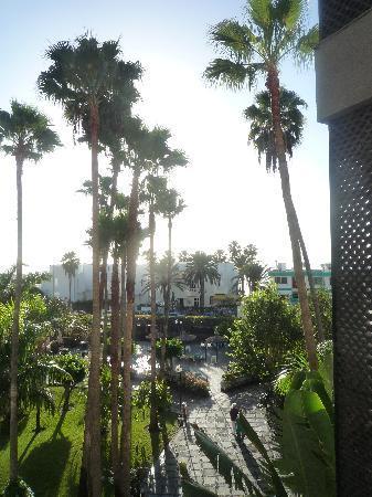 Beverly Park Hotel: Vista dalla camera