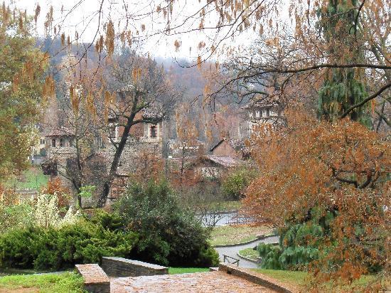 Turin, Italia: parco del Valentino