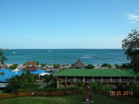 Royal Decameron Beach Resort, Golf & Casino: View from our Room