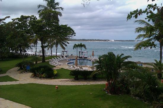 Velero Beach Resort: Die Sicht vom Hotelzimmer!