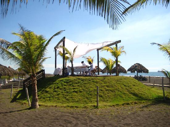 Hotel Soleil Pacifico: massage area