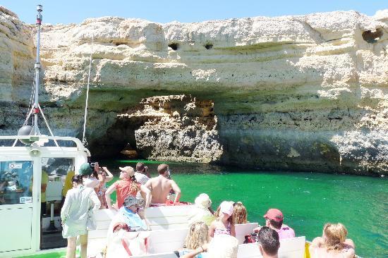 Algarve Seafaris : algarve boat trip