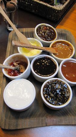 Posada Palermo B&B en-suite: Homemade jams and jellies