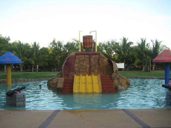 Сан-Хосе, Гватемала: kiddies pool