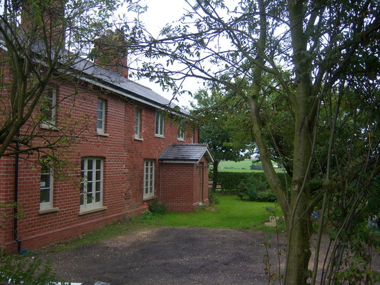Binbrook, UK: Welcome to Wold Farm Bed and Breakfast