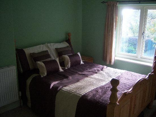 Binbrook, UK: Our ensuite bedroom