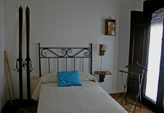 """La Casa con Libros: dormitorio """"montañero"""""""