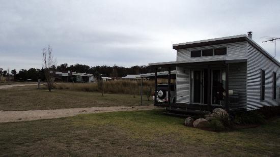Ridgemill Estate: Cabins in the Vineyard: Cosy Cabbin's