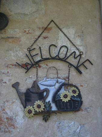 Casale La Piaggia: welcome