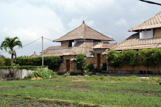 Villa Elanora : Vista exterior