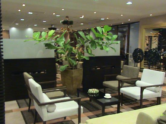 Lion's Garden Hotel: The lobby