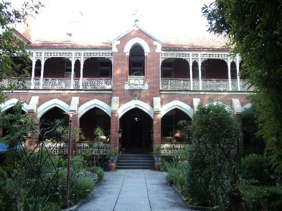 Beechworth, Australia: Former Brigidene Convent