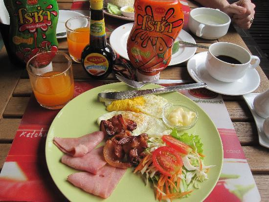 Bangkok Loft Inn: Breakfast!