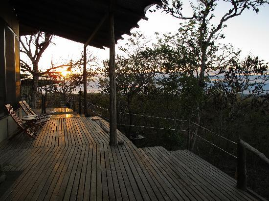 ‪‪Galapagos Safari Camp‬: Sunset‬