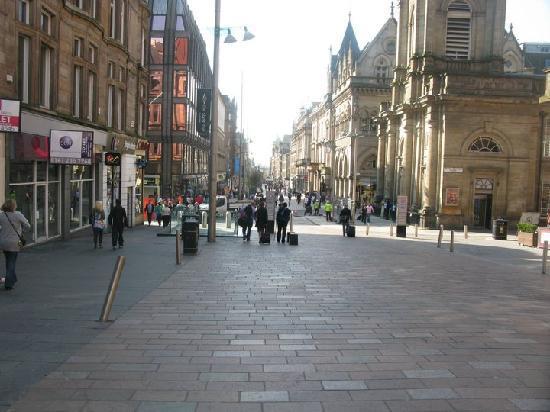 Food Glasgow City Centre