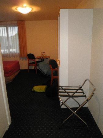 Jet Park Hotel Rotorua: The room