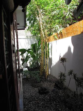 Bonsai Villas: Gardens