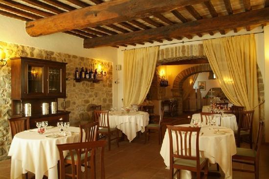 Castello di Petrata: Ristorante