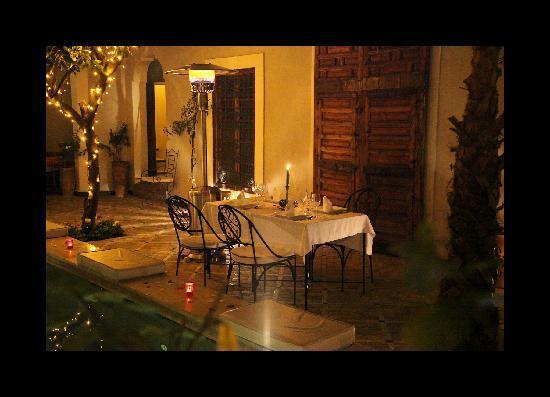 Le Rihani: Le Diner...