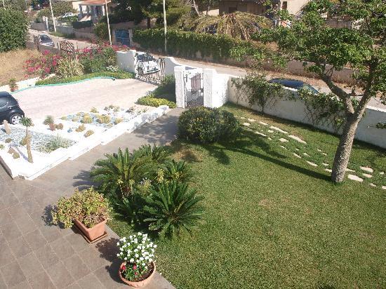 Casa Chorisia : il giardino