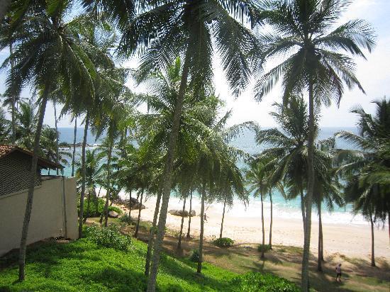 Amanwella: Beautiful beach