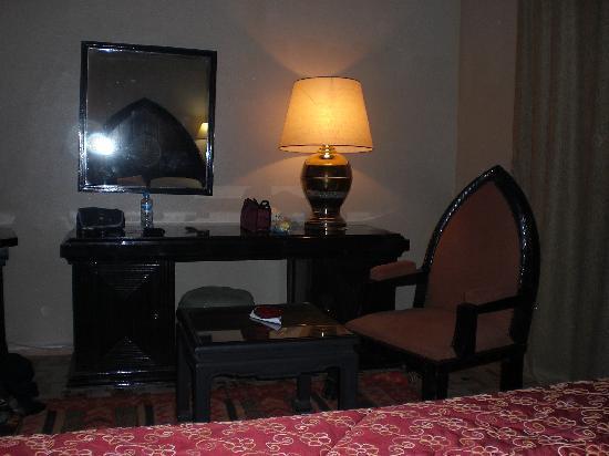 Hotel Ouarzazate Le Tichka : room